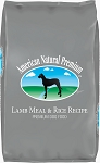 American Natural Premium Lamb & Rice 33lb