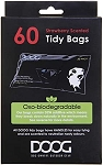 *Limited Time Only* DOOG Tidy Bag Refill Strawberry Scent, 60ct