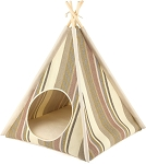*Limited Time Only* P.L.A.Y Pet Teepee, Seacoast
