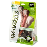 Whimzee Brushzee Medium, 14.8oz Package