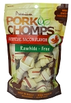 Pork Chomp Bacon Knotz, 12 Count Package
