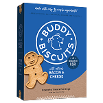 Buddy Biscuits with Bacon & Cheese Oven Baked Dog Treats 16oz