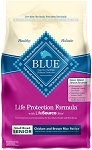 Blue Buffalo Small Breed Senior Chicken & Brown Rice 6lb