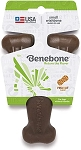 Benebone Peanut Wishbone Small