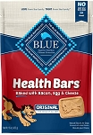 Blue Buffalo Bacon Egg Health Bar 16oz