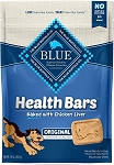 Blue Buffalo Chicken Crunch Health Bar 16oz