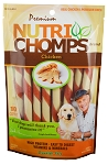 Nutri Chomp Chicken Mini Twists, 10 Count Package