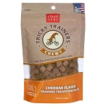 Cloud Star Chewy Tricky Trainers Cheddar Flavor Dog Treats 5oz