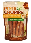 Pork Chomp Chicken Mini Twistz, 12 Count Package