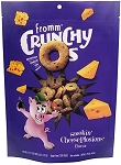 Fromm Crunchy O's Smokin' CheesePlosions, 6oz