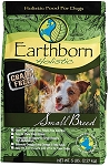 Earthborn Holistic Small Breed 5lb