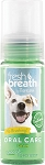 Tropiclean Fresh Breath Foam, 4.5oz
