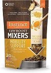Instinct Raw Boost Mixers Mobility Support, 5.5oz Package