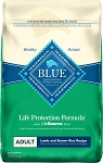 Blue Buffalo Adult Lamb and Brown Rice, 15lb