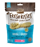 Merrick Fresh Kisses Mint Breath Strips Small, 9oz Package
