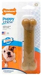 Just for Puppies Wolf Chicken Flavored Bone Puppy Dog Teething Chew Toy