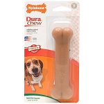 Nylabone DuraChew Wolf Bacon Flavored Bone Dog Toy