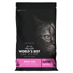 Worlds Best Picky Cat Litter, 12lb