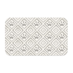 Tarhong Paw IKAT Placemat, Natural