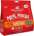 Stella & Chewys Freeze Dried Meal Mixer Beef, 18oz