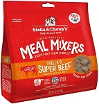 Stella & Chewys Freeze Dried Meal Mixer Beef, 3.5oz