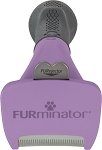 Furminator Short Hair DeShedding Tool, Small