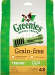 Greenies Grain Free Teenie Treats 12oz