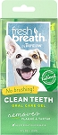 Tropiclean Fresh Breath Clean Teeth Dog Gel