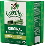 Greenies Dog Dental Chew Treat Pak Teenie 27oz