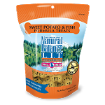 Natural Balance Limited Ingredients Small Breed Sweet Potato & Fish Formula Dog Treats 8oz