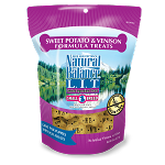 Natural Balance Limited Ingredient Small Breed Sweet Potato & Venison Formula Dog Treats 8oz