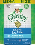 Feline Greenies Tempting Tuna Dental Treats, 4.6oz