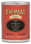 Fromm Turkey & Pumpkin Pate 12.2oz CAN 12CT CASE