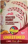 Unrefined Roasted Rabbit with Ancient Grains, 4lb