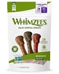 Whimzee Brushzee X-Small, 7.4oz Package