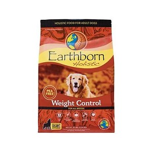 Earthborn Holistic Grain Free Weight Control 25LB