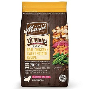 Merrick Grain Free Chicken & Sweet Potato Lil' Plates 4lb