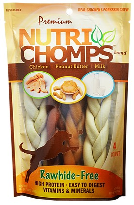 Nutri Chomps Assorted Flavors