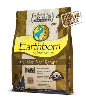 Earthborn Oven Baked Chicken Biscuits 2lb
