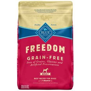 Blue Buffalo Freedom Beef Adult 24lb