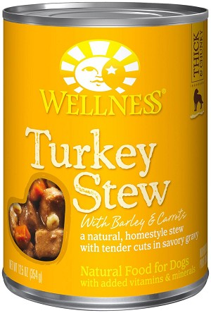 WELLNESS STW TKY/BLY12.5OZ 12 Count Case