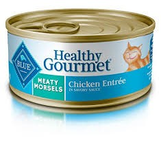 Blue Buffalo Meaty Morsel Chicken 3oz 24 Count Case