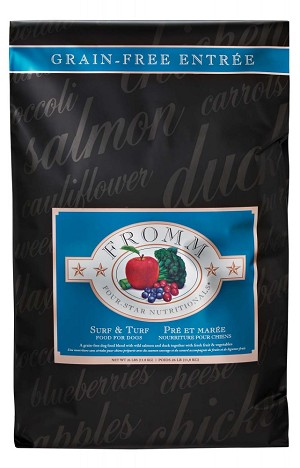 Fromm 4-Star Grain Free Surf and Turf 26lb Bag