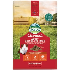 Oxbow Essentials Adult Guinea Pig Food 10lb