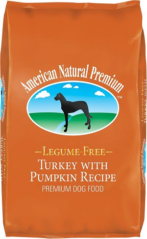 American Natural Premium Turkey & Pumpkin 30lb