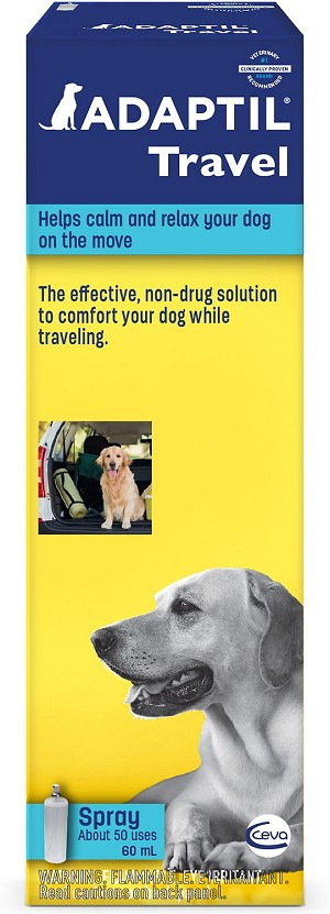 Adaptil Dog Calming Travel Spray