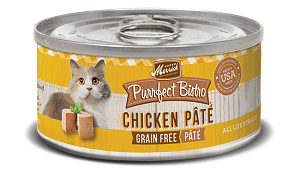 Merrick Chicken Pate Cat 5.5oz 24 Count Case