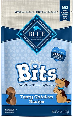 Blue Buffalo Chicken Bits 4oz