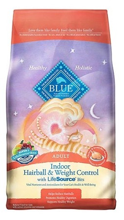 Blue Buffalo Indoor Hairball Control Chicken 7lb