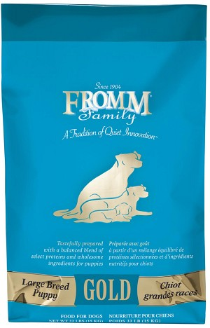 Fromm Gold Large Breed Puppy 33lb Bag